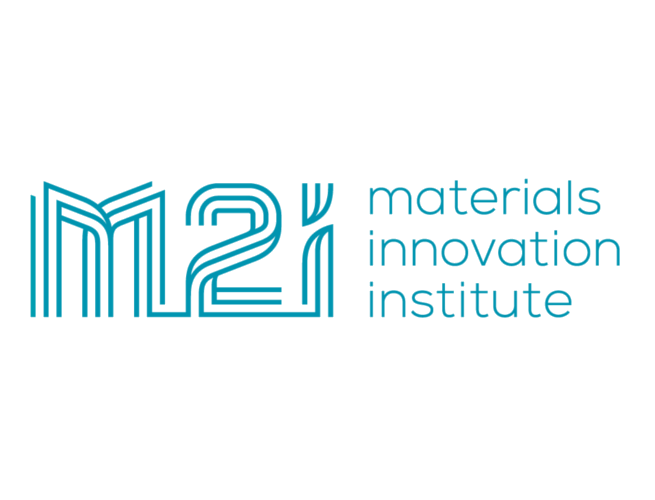 M2i – Materials innovation institute logo