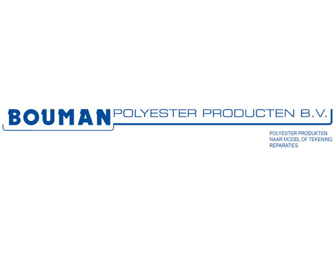 Bouman Polyester Producten logo