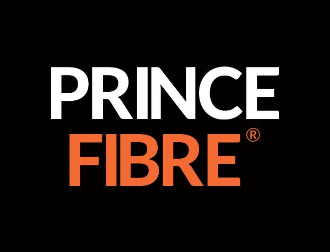Prince Fibre logo