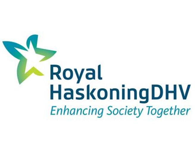 Royal Haskoning DHV B.V. logo