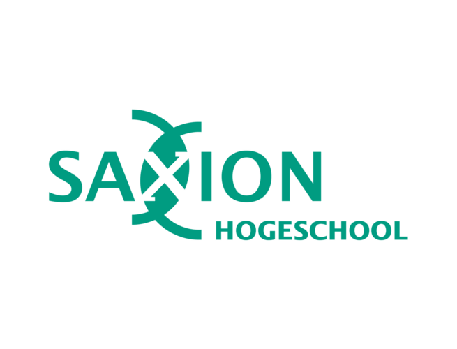 Saxion Hogeschool Enschede logo